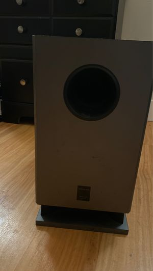 Onkyo subwoofer for Sale in San Jose, CA