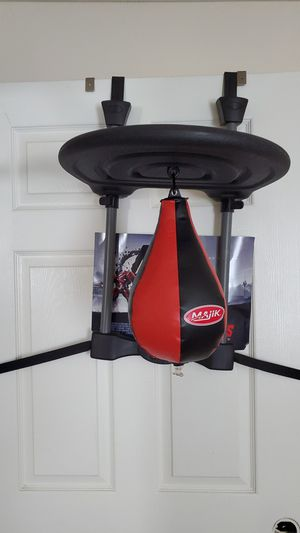 Speed bag for kids for Sale in Tampa, FL