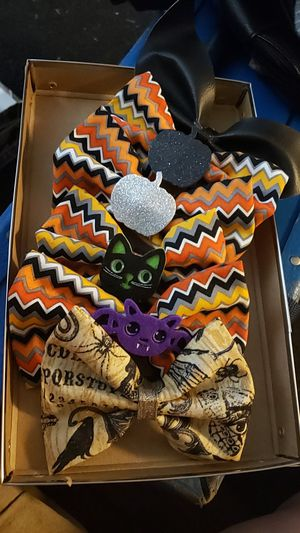 Halloween Dog Bows for Sale in Escondido, CA