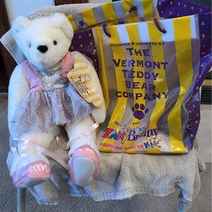Vermont Teddy Bear (MIP) for Sale in Watertown, MN