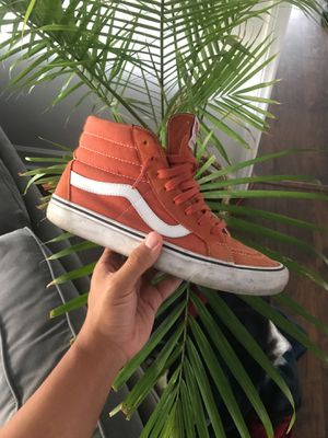 Vans Sk8 Hi Size 10.5 for Sale in Los Angeles, CA