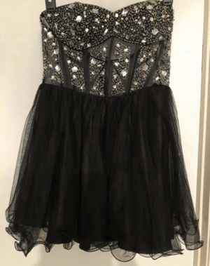 Prom dress, prom, Dress, formal, quince, wedding, size large, formal, size large, for Sale in San Diego, CA