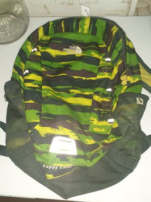 North face happy camper kids backpack for Sale in Hemet, CA