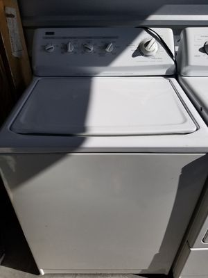 Kenmore washer dryer king size capacity for Sale in Midvale, UT