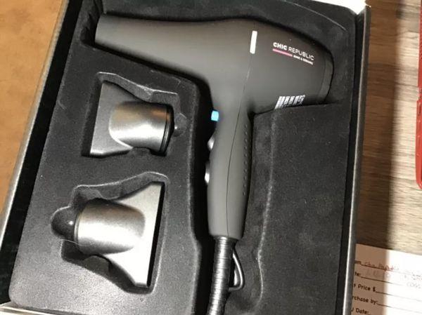 Chic republic hair dryer