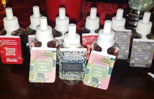 Bath & body works wallflowers home fragrance refills for Sale in Avondale, AZ