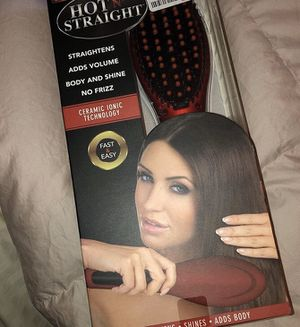 Straightener brush for Sale in Temple City, CA