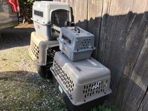dog kennel dog crate for Sale in Burien, WA