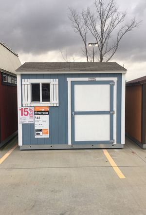 (1832) Tuff Shed TR700 10x12 was $3,032 now $2,577 for Sale in Houston, TX