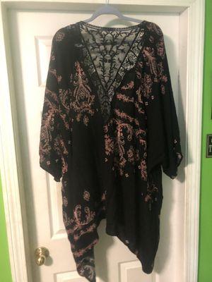 Floral Black Kimono for Sale in South Attleboro, MA