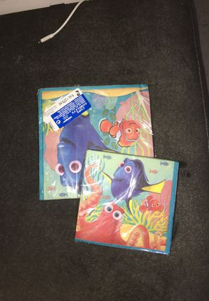 Finding dory napkins for Sale in Austin, TX