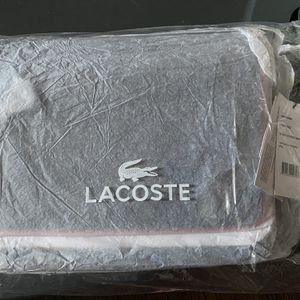 Supreme Lacoste Messenger Bag Navy for Sale in Santa Clarita, CA