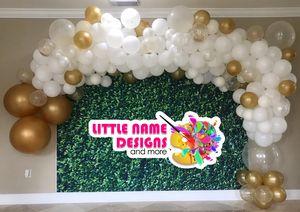 Free Balloon Garland for Sale in HALNDLE BCH, FL