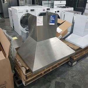 LG 36inch Range Hood Stainless for Sale in La Puente, CA