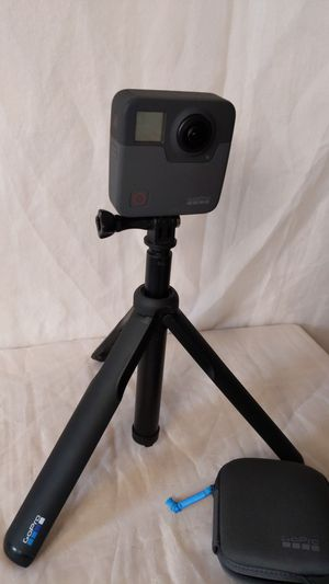 Go Pro Fusion (360 camera) 1 generation for Sale in Grand Prairie, TX
