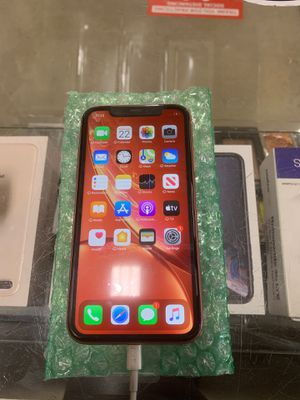 AT&T IPhone XR unlocked for Sale in Victoria, TX