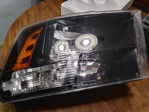 Ram 1500 Black Headlights for Sale in Lacey, WA