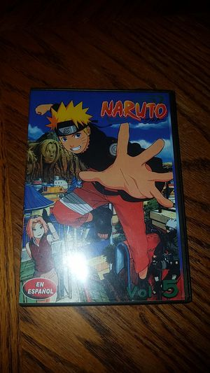 Naruto shippuden dvd for Sale in Chicago, IL