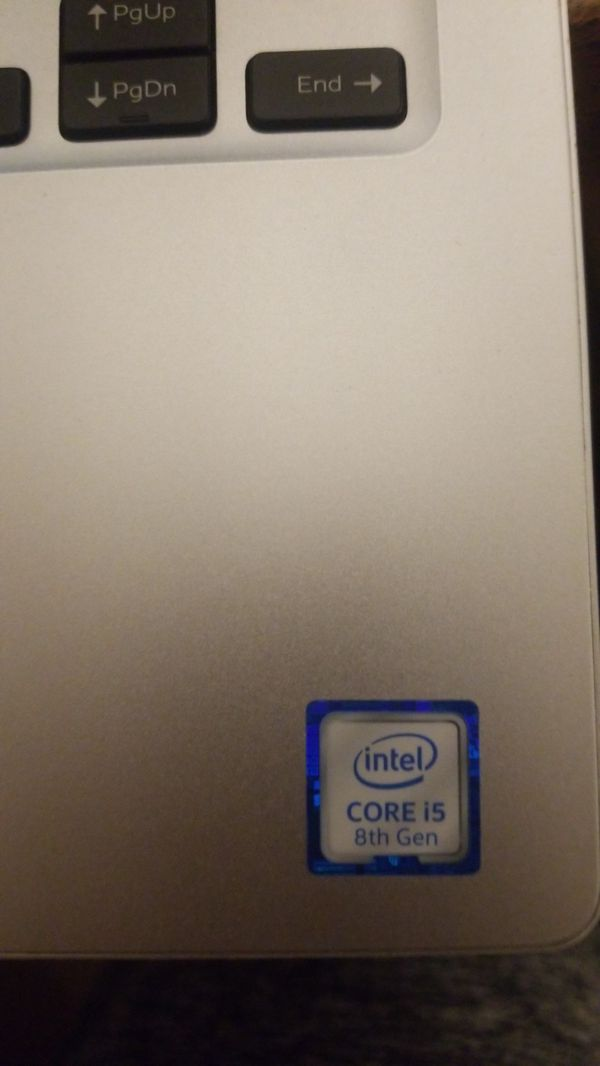 Dell Inspiron 7370 Touch Screen i5 8gbRAM