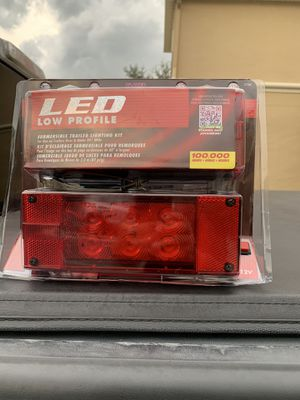 LED trailer lights for Sale in Tampa, FL