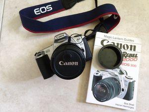 Canon Rebel 2000 35 mm camera for Sale in Miami, FL