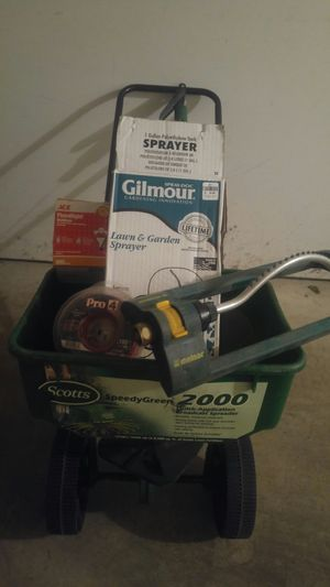 Miscellaneous home and garden items for Sale in Hickory Hills, IL