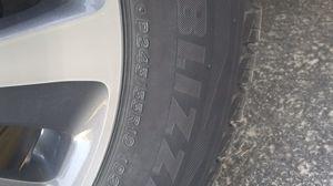 Bridgestone Blizzak Tire Size P245/55R19 for Sale in Anchorage, AK