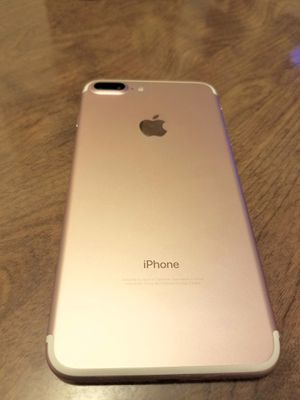 Unlocked iPhone 7 Plus 32GB for Sale in Portland, OR