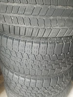 4 Tires 275 55 20 for Sale in Fort Pierce, FL