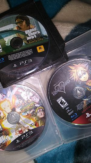 PS3 Games for Sale in Bakersfield, CA