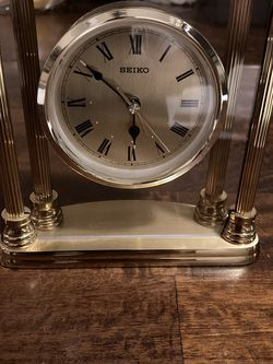 Seiko Vintage Desk Alarm Clock for Sale in Anaheim,  CA