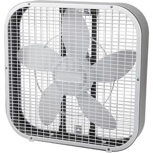 Holmes 20 Inch Box Fan-White for Sale in Herndon, VA