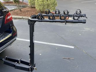 Agventage Mount bike rack for 4 bikes. for Sale in Bellevue,  WA