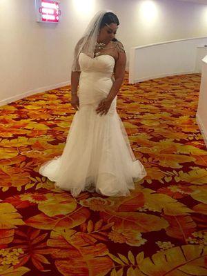 Wedding Dress for Sale in West Palm Beach, FL