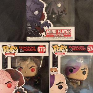 Dungeons and dragons funko pop for Sale in Chicago, IL
