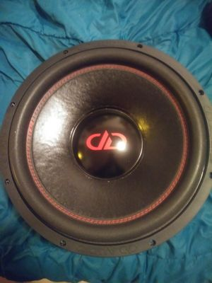 "2 D/D 15 inch subwoofer""s for Sale in Seattle, WA"