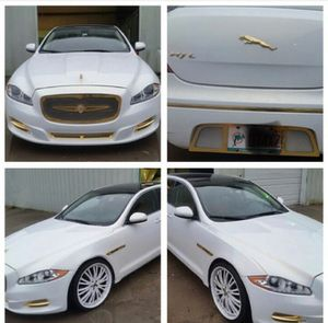 Custom grille, gold plating, gold dipping, rims, paint for Sale in Decatur, GA
