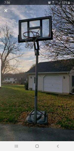 Lifetime Elite basketball hoop for Sale in Chestertown, MD