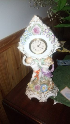 Germany Dresden clock wind up 100.00 for Sale in Lake Worth, FL