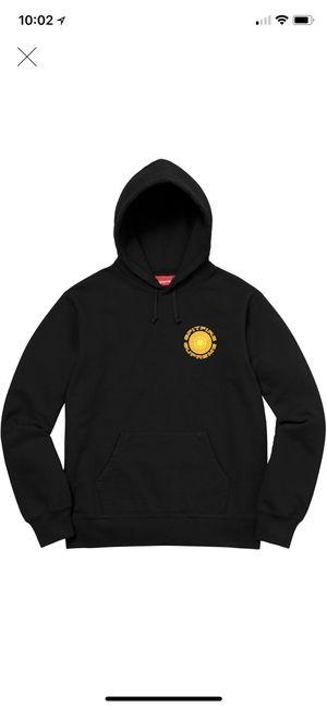 Supreme Spitfire Black hoodie Large for Sale in Novi, MI