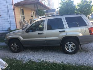"Jeep Grand Cherokee ""00 for Sale in Akron, OH"