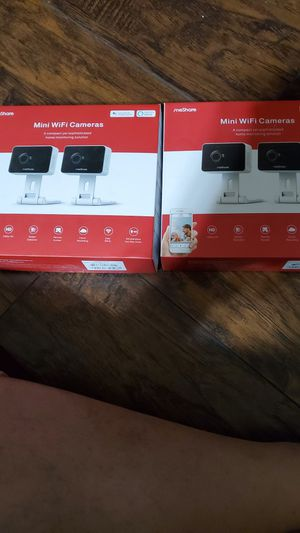 Mini wifi cameras. 4 camera in packet for Sale in Kansas City, MO