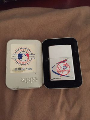 New York Yankees Zippo lighter for Sale in Spring Hill, FL