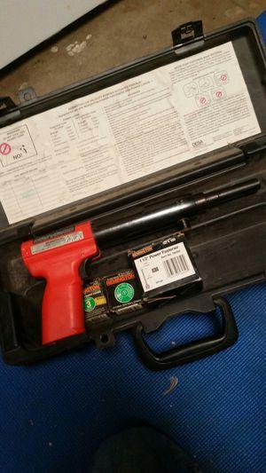 Nail gun Fastening tool for Sale in Oklahoma City, OK