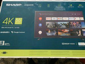 55 inch smart tv for Sale in Halethorpe, MD
