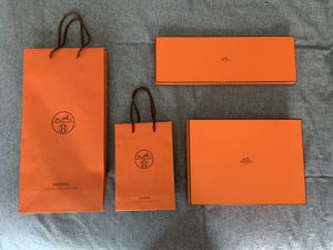 Hermès - Jewelry Tray Box and Tie Box for Sale in Miami, FL