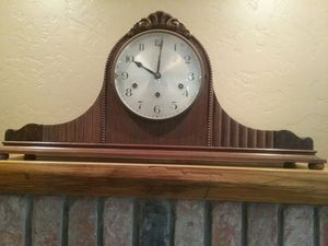 ANTIQUE Westminster chime mantel clock for Sale in San Diego, CA
