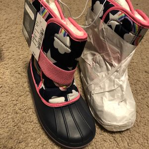 Toddler Girl Snow Boots for Sale in Corona, CA