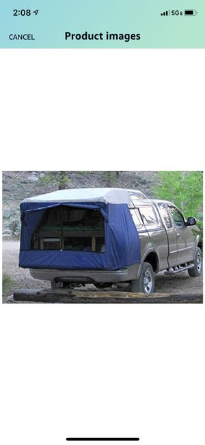 Truck Tent full size DAC for Sale in Irvine, CA