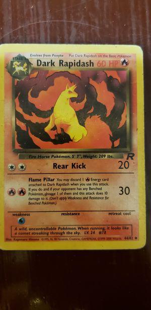 Vintage Pokemon trading card for Sale in Philadelphia, PA